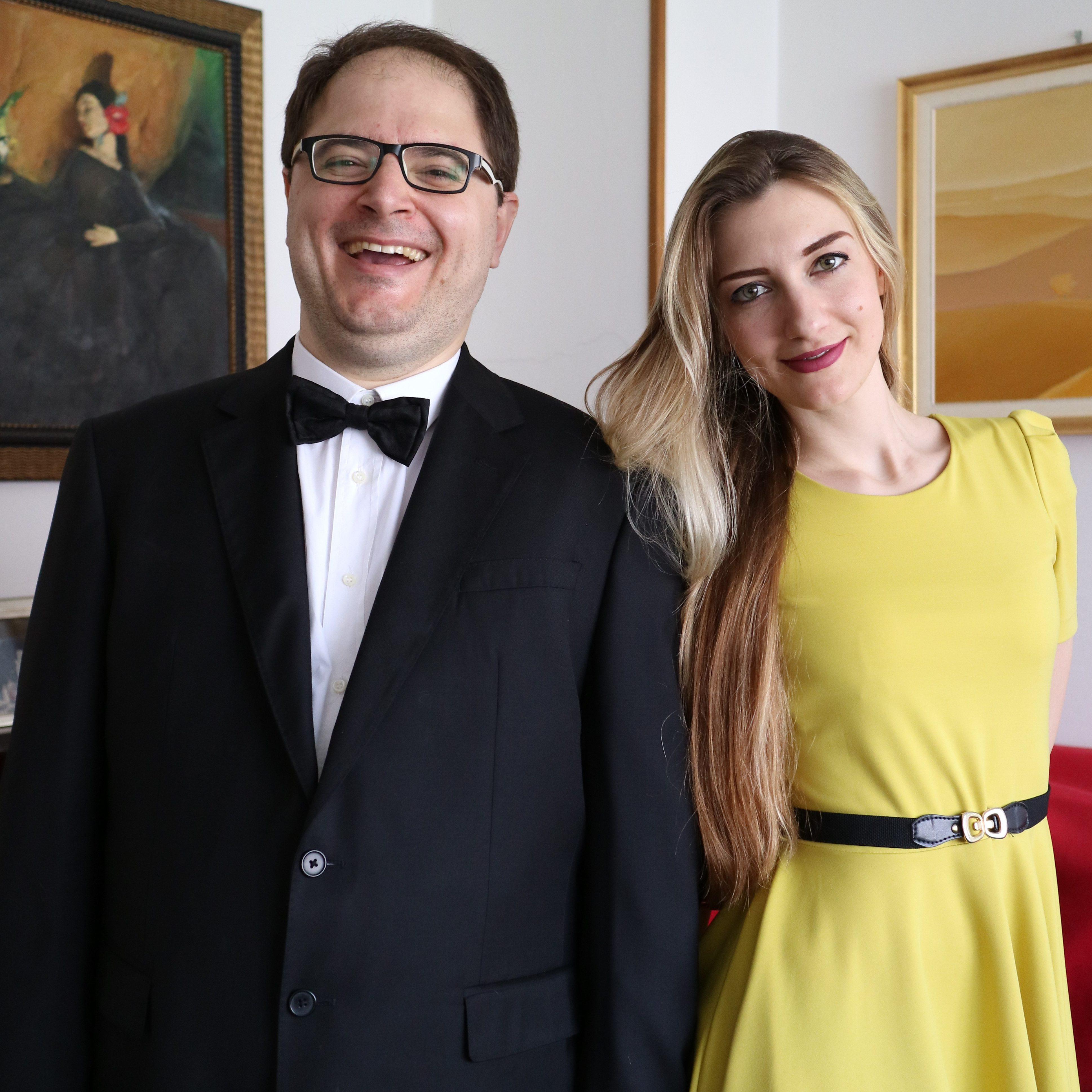 Damiano e Margherita Tercon