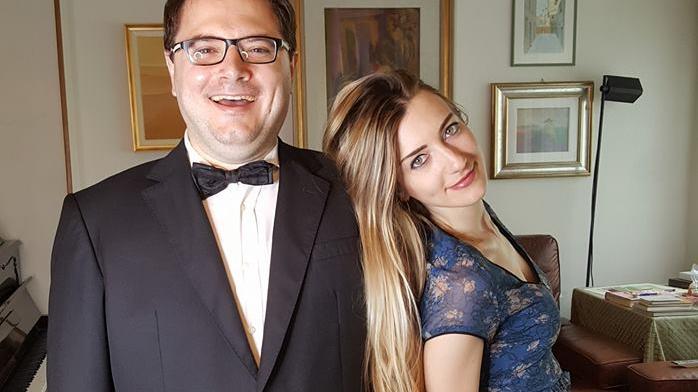 Damiano Tercon e Margherita Tercon lirico