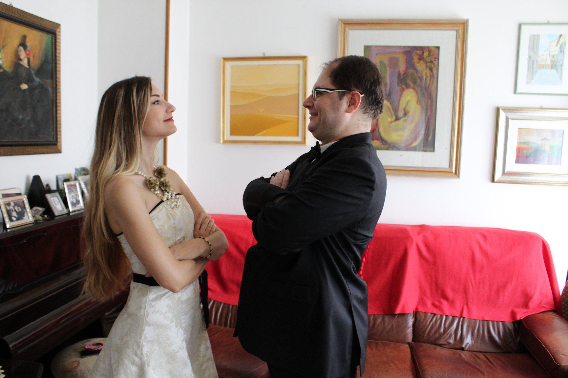 Damiano e Margherita Tercon musica