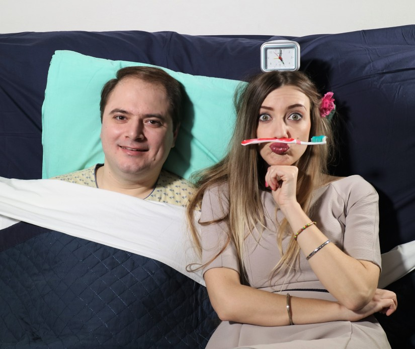 Damiano e Margherita Tercon scherzi