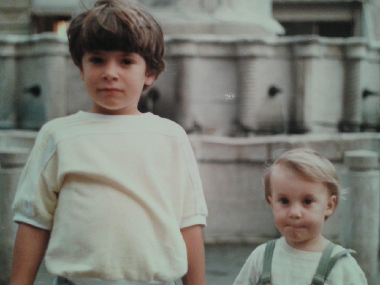 Damiano e Iris Tercon